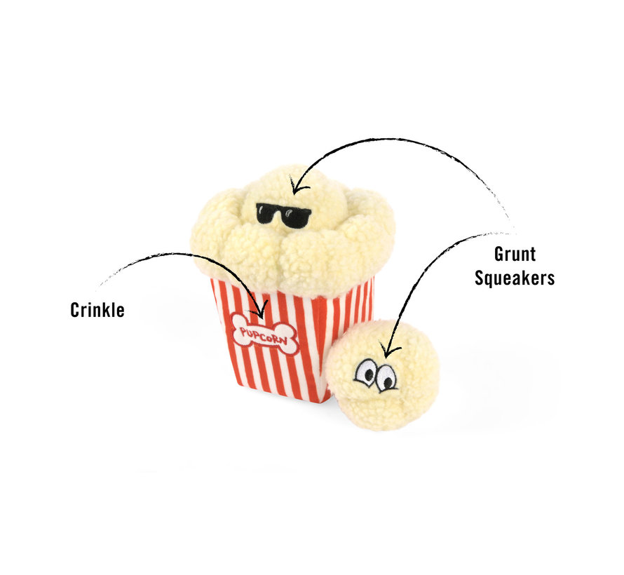 Hondenspeelgoed  Hollywoof -The Popcorn-