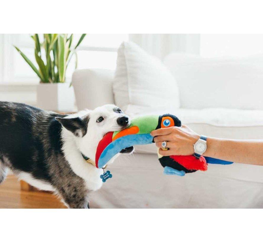 Hondenspeelgoed  Toto de Toekan
