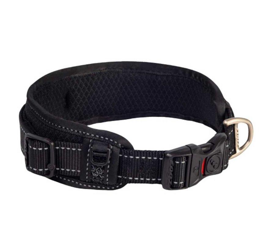 Hondenhalsband Utility Padded Zwart