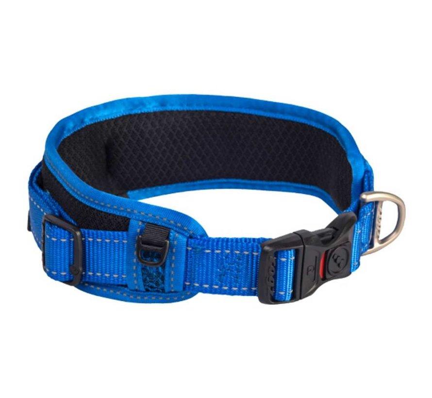 Hondenhalsband Utility Padded Blauw