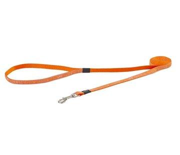 Rogz Dog Leash Orange Doodle