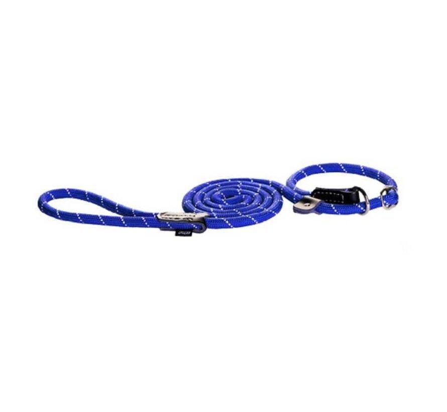 Trainingslijn Hond Blauw
