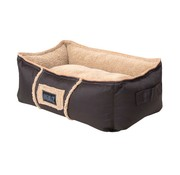 Rogz Dog Bed Utility Brown