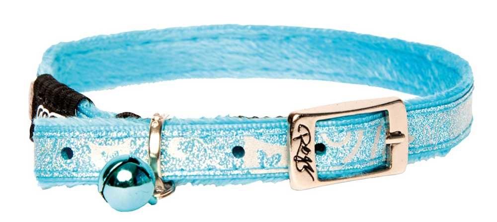 Kattenhalsband SparkleCat Turquoise