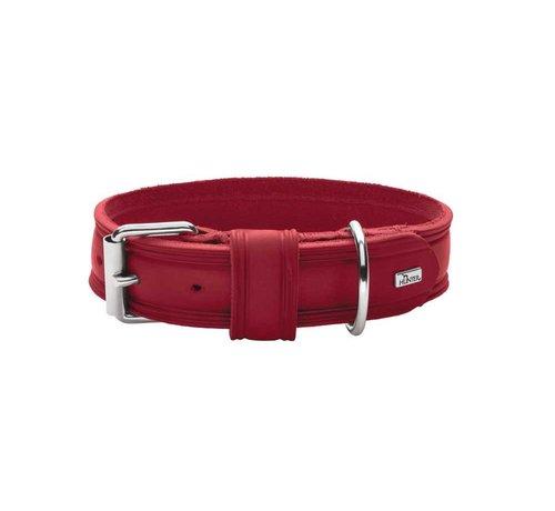 Hunter Dog Collar Aalborg Rustica Red