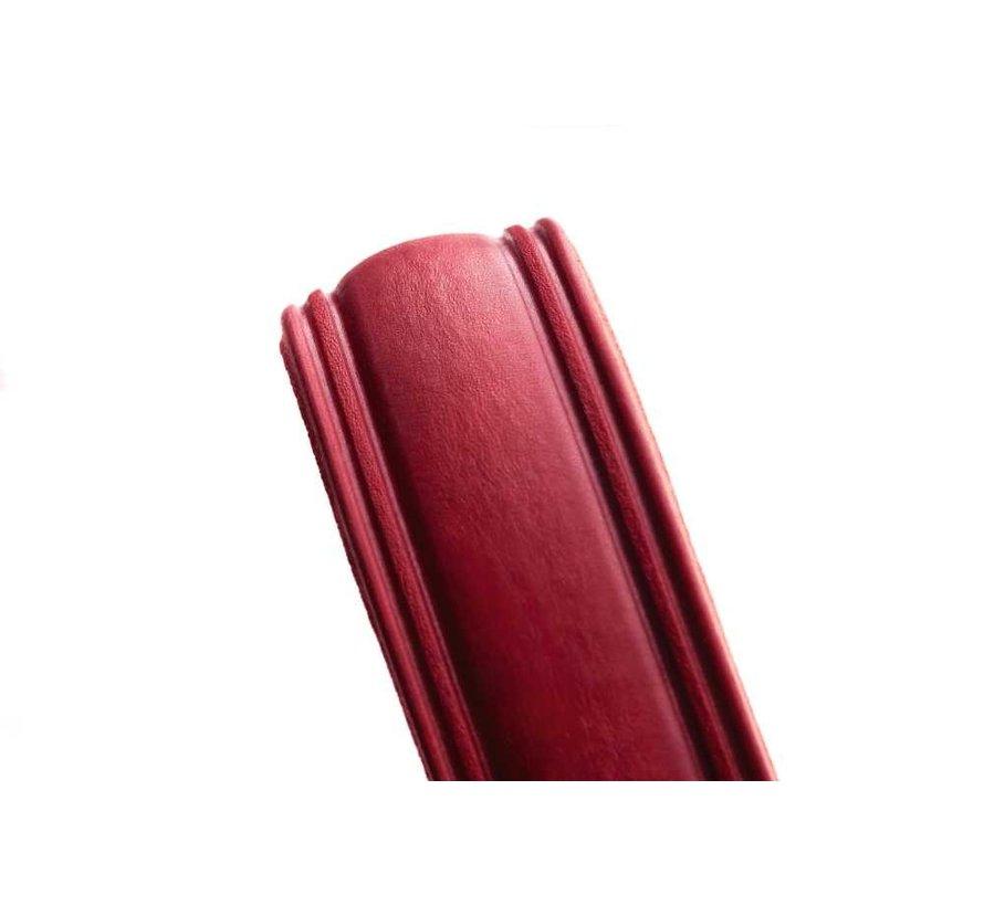 Dog Collar Aalborg Rustica Red