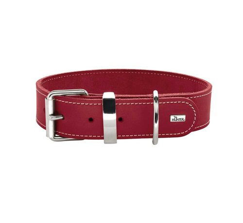 Hunter Dog Collar Aalborg Special Red