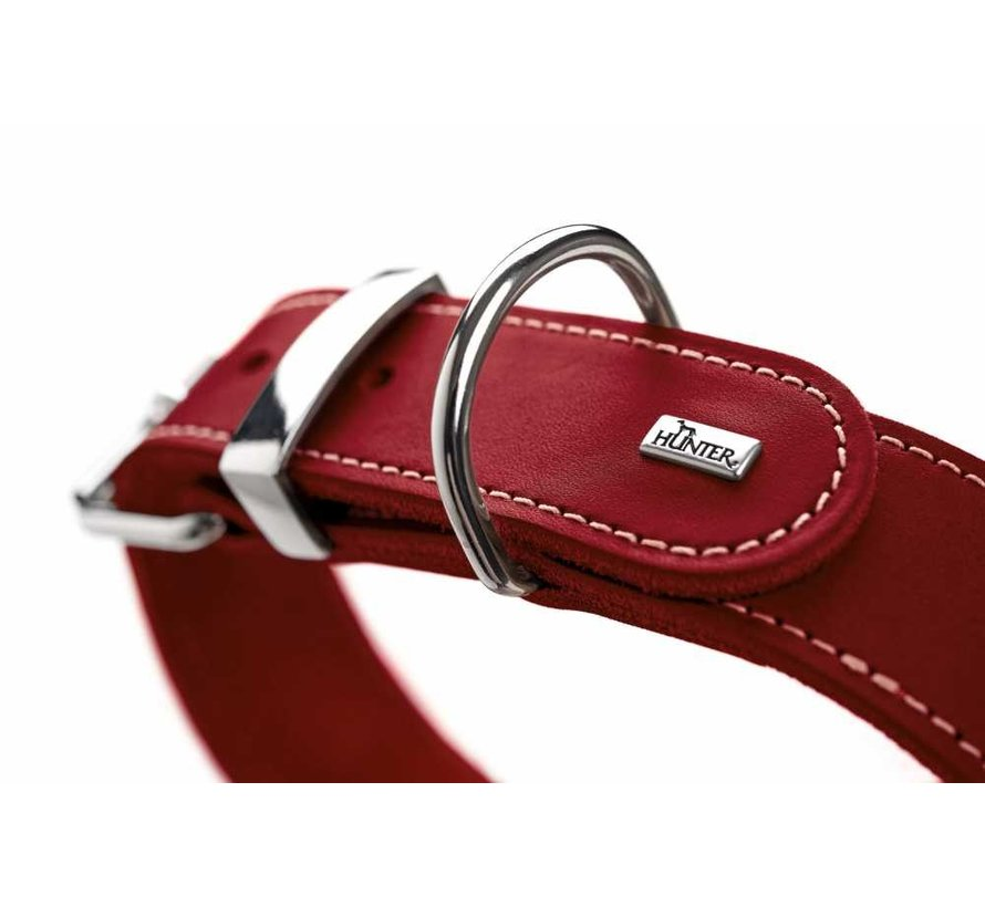 Dog Collar Aalborg Special Red