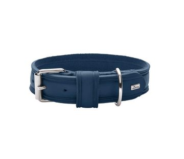 Hunter Dog Collar Aalborg Rustica Blue