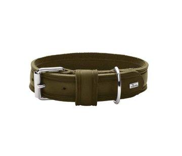 Hunter Dog Collar Aalborg Rustica Olive