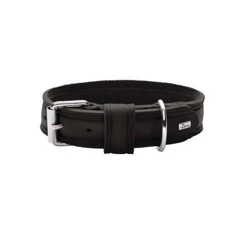 Hunter Dog Collar Aalborg Rustica Black