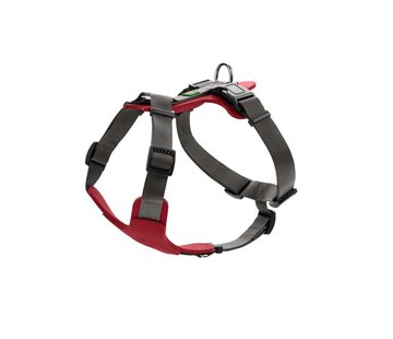 Hunter Dog Harness Aalborg Mixed Red