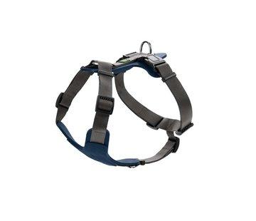Hunter Dog Harness Aalborg Mixed Blue