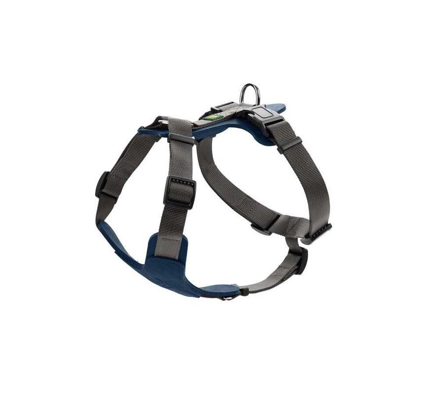 Dog Harness Aalborg Mixed Blue