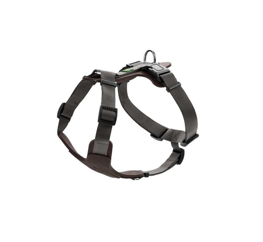 Dog Harness Aalborg Mixed Brown