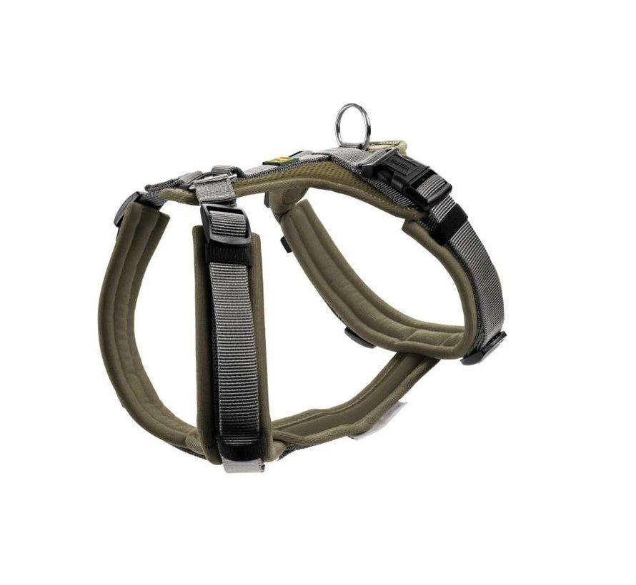 Dog Harness Maldon Olive