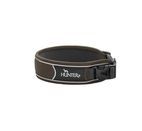 Hunter Hondenhalsband Divo Bruin
