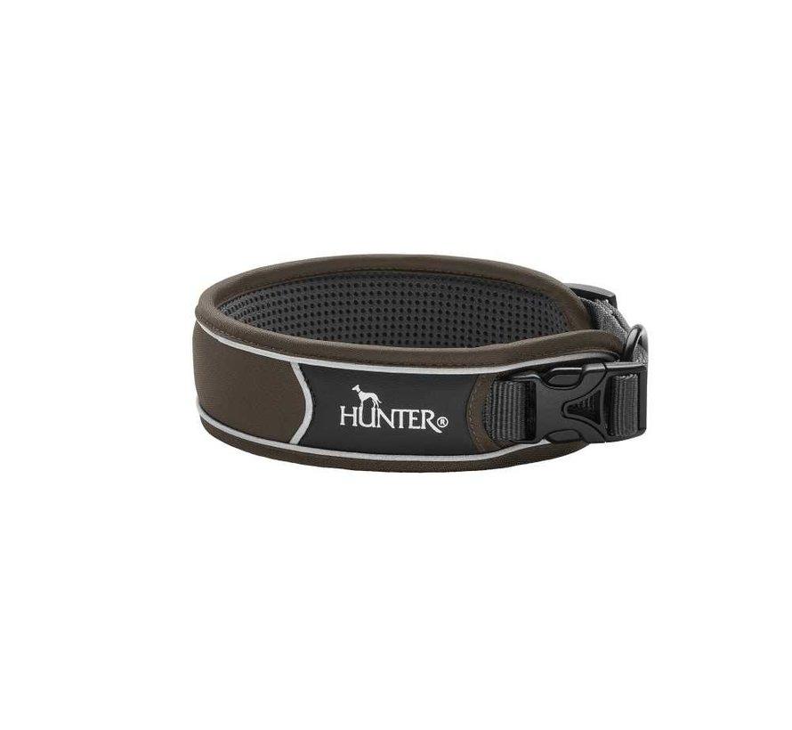 Hondenhalsband Divo Bruin