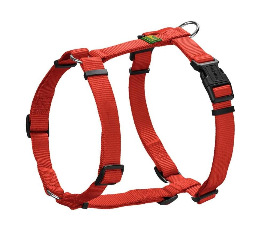 Dog Harness Vario Rapid Red