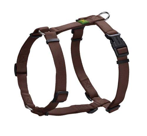 Hunter Dog Harness Vario Rapid Brown