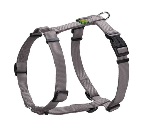 Hunter Dog Harness Vario Rapid Grey