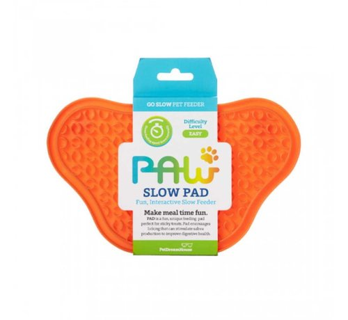 PDH Paw Lick Pad Orange