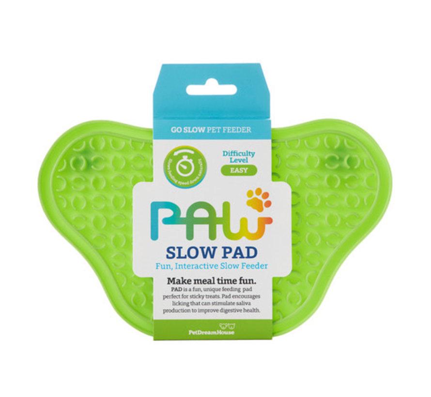 Paw Lick Pad Green