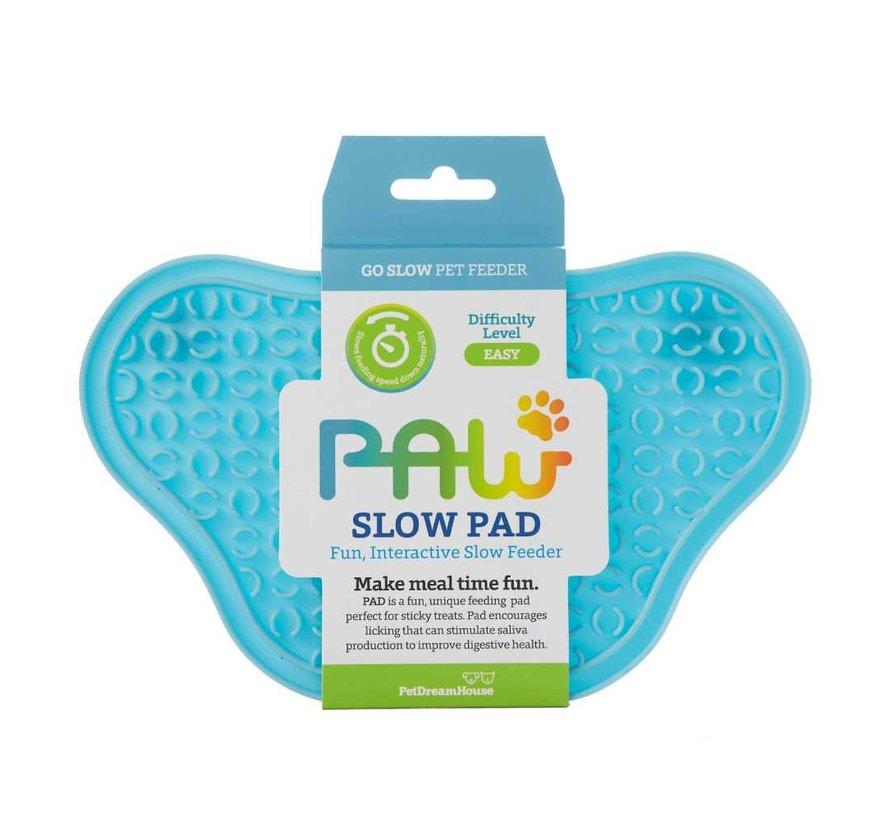 Paw Lick Pad Blauw