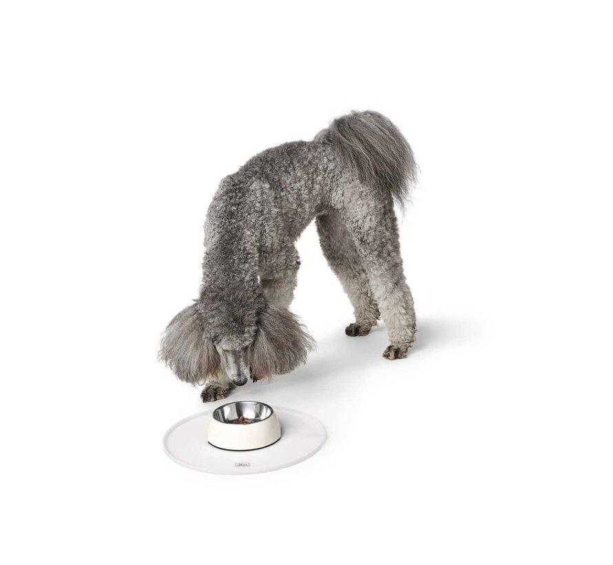 Food Bowl Base Selection Transparent Round
