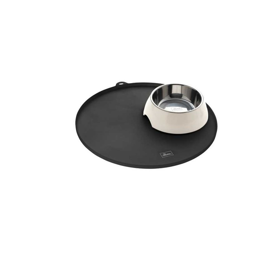 Food Bowl Base Selection Anthracite Round