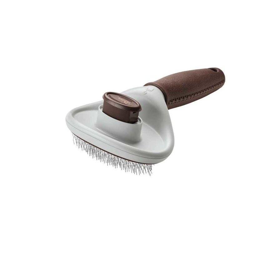 Plucking Brush Spa Self Cleaning