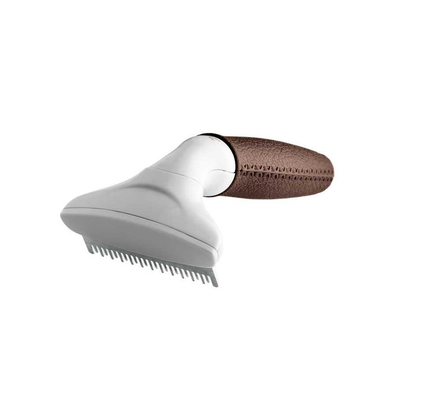 Trimming comb with special stainless steel blade