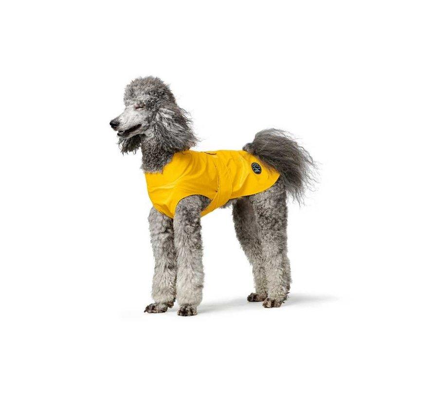 Regenjas Hond Milford Geel