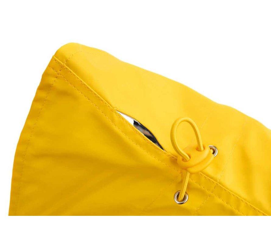 Dog Raincoat Milford Yellow