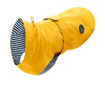 Hunter Dog Raincoat Milford Yellow