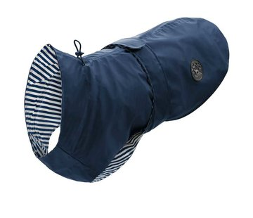 Hunter Dog Raincoat Milford Blue