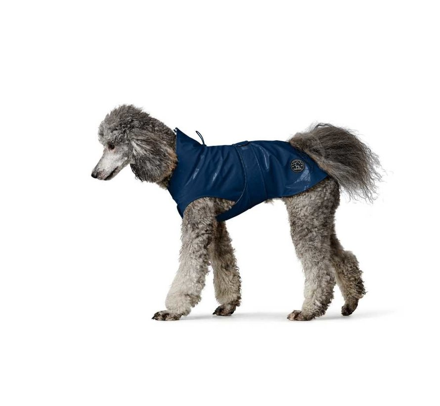 Regenjas Hond Milford Blauw