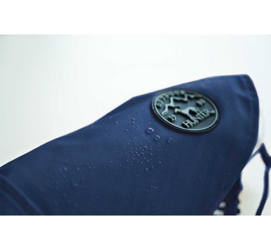 Dog Raincoat Milford Blue