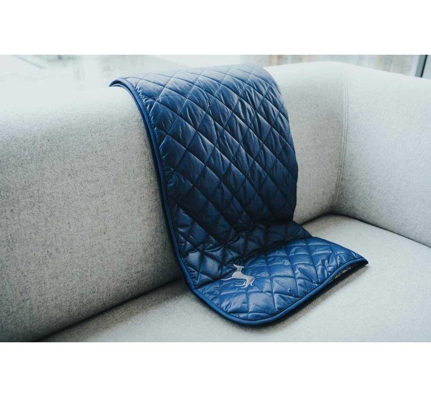 Dog Blanket Hooge Blue