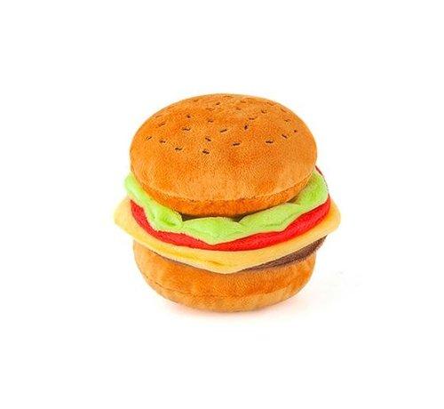 P.L.A.Y. Hondenspeelgoed Hamburger
