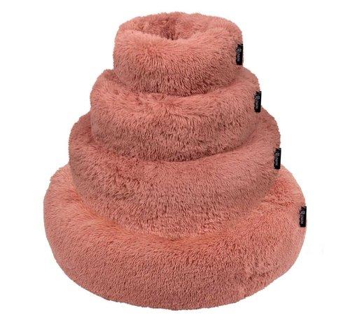 District70 Hondenmand Donut Fuzz Oud Roze
