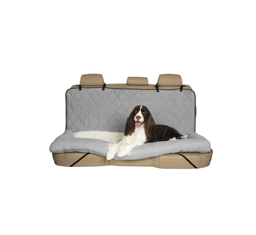 Hondendeken Car Dog Bed Grijs