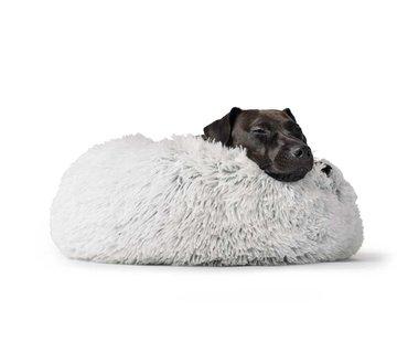 Hunter Hondenmand Donut Loppa Wit