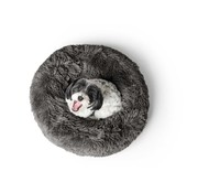 Hunter Dog Bed Donut Loppa Anthracite