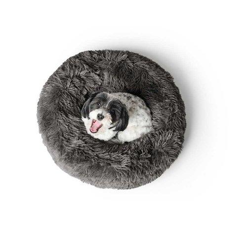 Hunter Hondenmand Donut Loppa Anthraciet