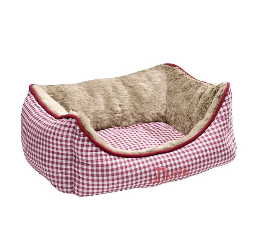 Dog Bed Astana Red