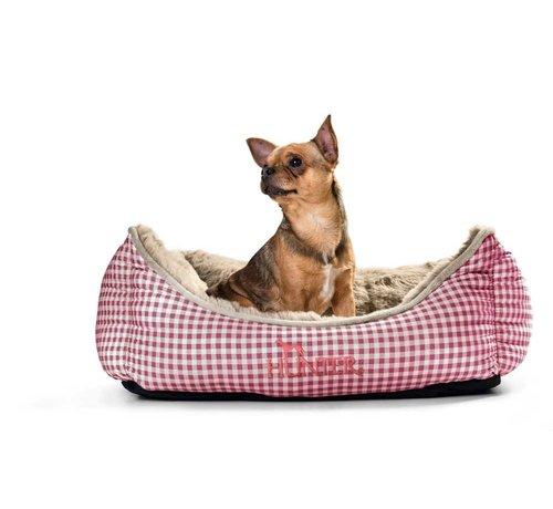 Hunter Dog Bed Astana Red