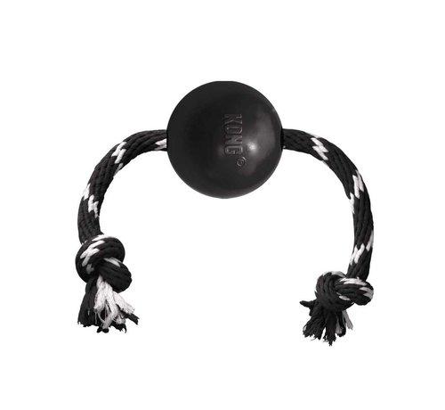 Kong Hondenspeelgoed Extreme Ball met touw