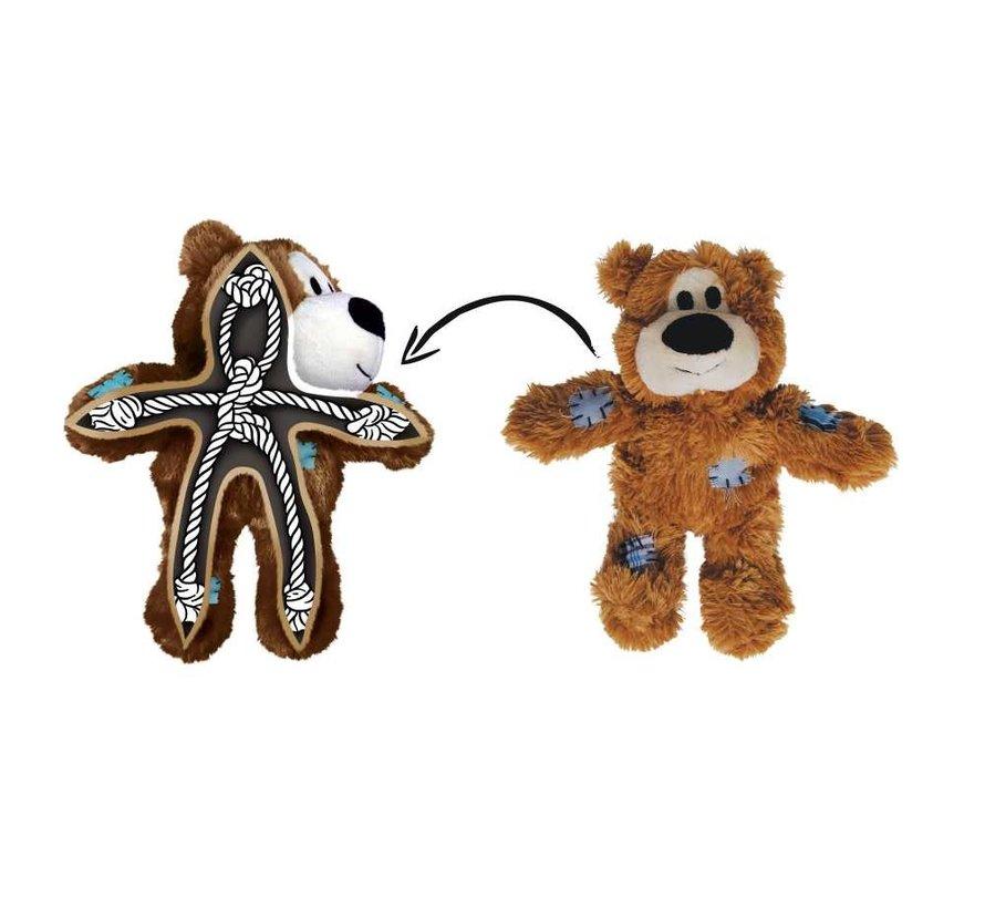 Hondenspeelgoed Wild Knots Bears