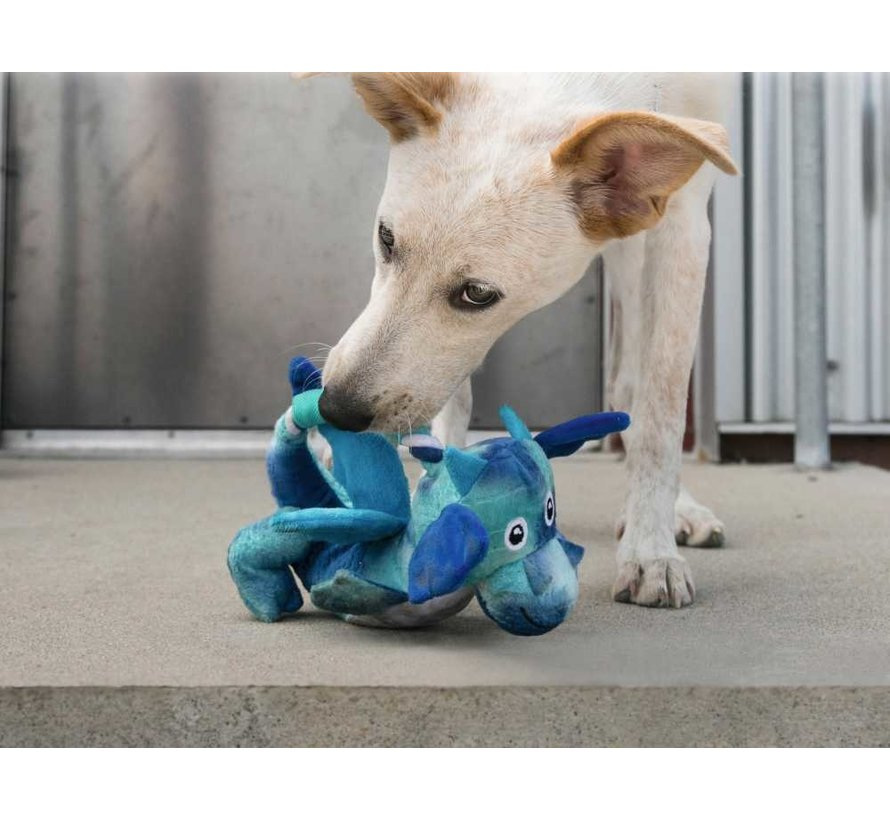 Hondenspeelgoed Dragon Knots